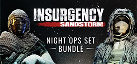 Insurgency Sandstorm – Night Ops Set Bundle